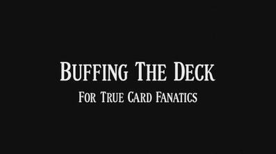 Buffing The Deck by Steven Youell