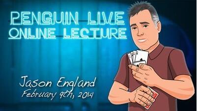 Jason England LIVE Penguin LIVE