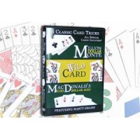 3 Classic Card Tricks by Marty Grams