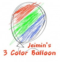 3 Color Balloon by JEIMIN
