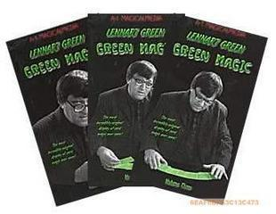 Green Magic Complete by Lennart Green 7 Volume set