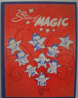 Stars of Magic by  Louis Tannen
