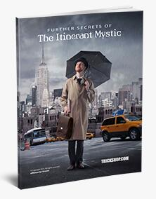 Further Secrets of The Itinerant Mystic by Trickshop