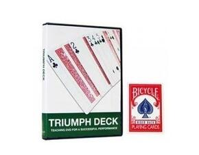 Triumph Deck by MAGIC MAKERS