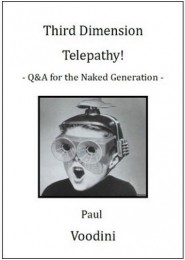 3rd Dimension Telepathy by Paul Voodini