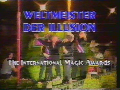 The International Magic Awards 1988