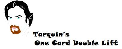 One Card Double Lift by Tarquin Churchwell