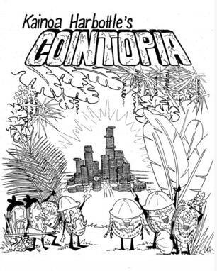 Cointopia by Kainoa Harbottle