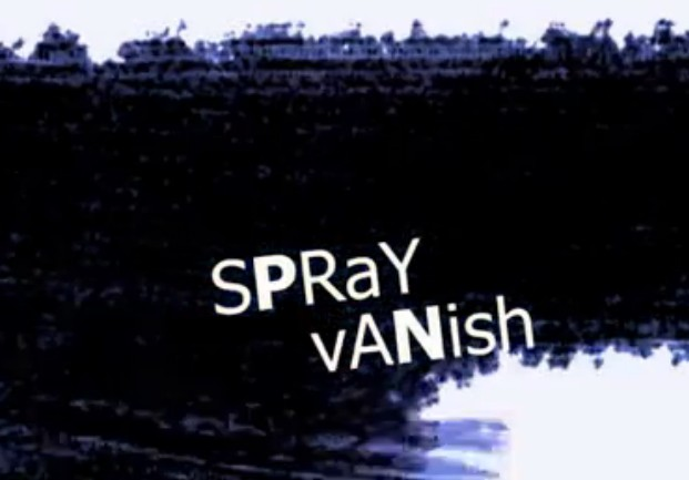 Spray Vanish by Amazo Magic