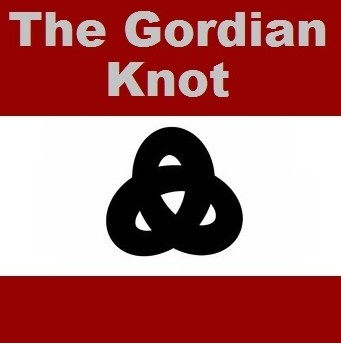 The Gordian Knot by Joshua Burch