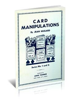 Card Manipulations Vol 1 by Jean Hugard