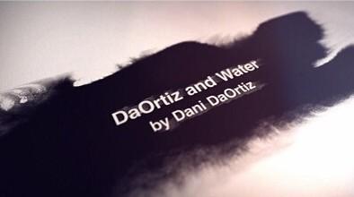 Da Ortiz And Water by Dani da Ortiz