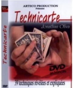 Technicarte by Jonathan Oliva