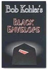 Black Envelope by Bob Kohler