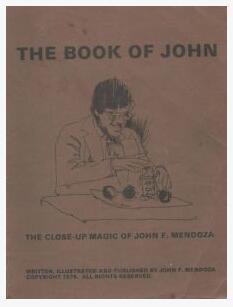 The Book Of John by John F. Mendoza