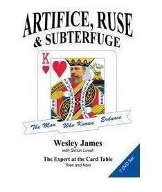 Expert at the Card Table by Wesley James 7 Volume set