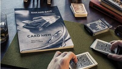 Card Men by Dan and Dave