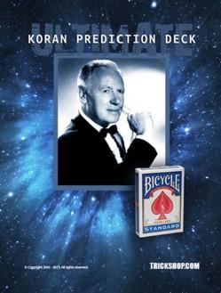 Ultimate Koran Prediction Deck