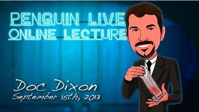 Doc Dixon LIVE Penguin LIVE