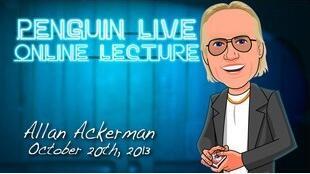 Allan Ackerman LIVE Penguin LIVE