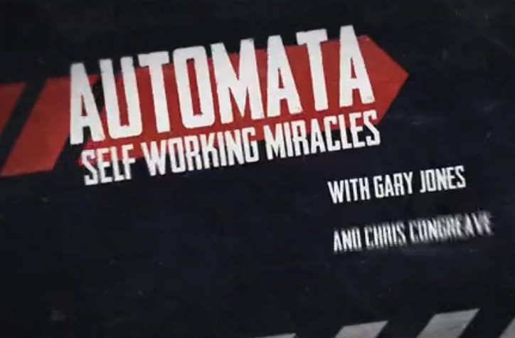 Automata by Gary Jones and Chris Congreave