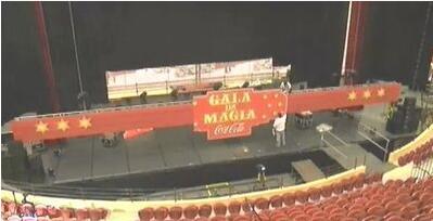 Gala da Magia CocaCola