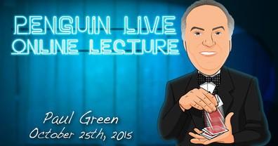 Paul Green LIVE (Penguin Live)
