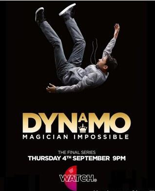 Magician Impossible by Dynamo