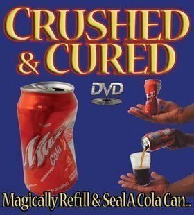 CRUSHED AND CURED COLA