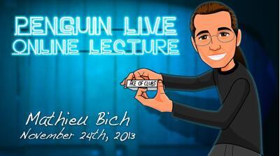 Mathieu Bich Live (Penguin Live)