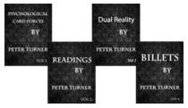 4 Volume Set of Reading Billets Dual Reality and Psychological Playing Card Forces by Peter Turner DRM Protected Ebook Download