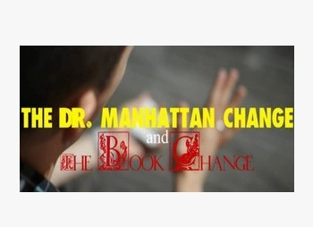 Dr. Manhattan Change & Book Change by Chris Brown