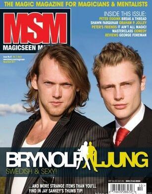 Magicseen Magazine #41