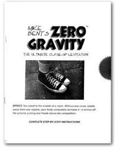 The Zero Gravity Levitation by Mike Bent