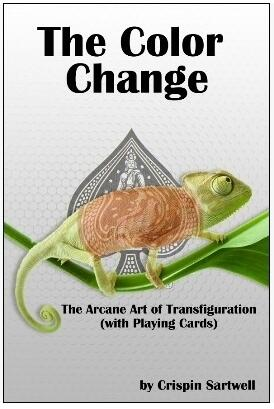 The Color Change by Crispin Sartwell