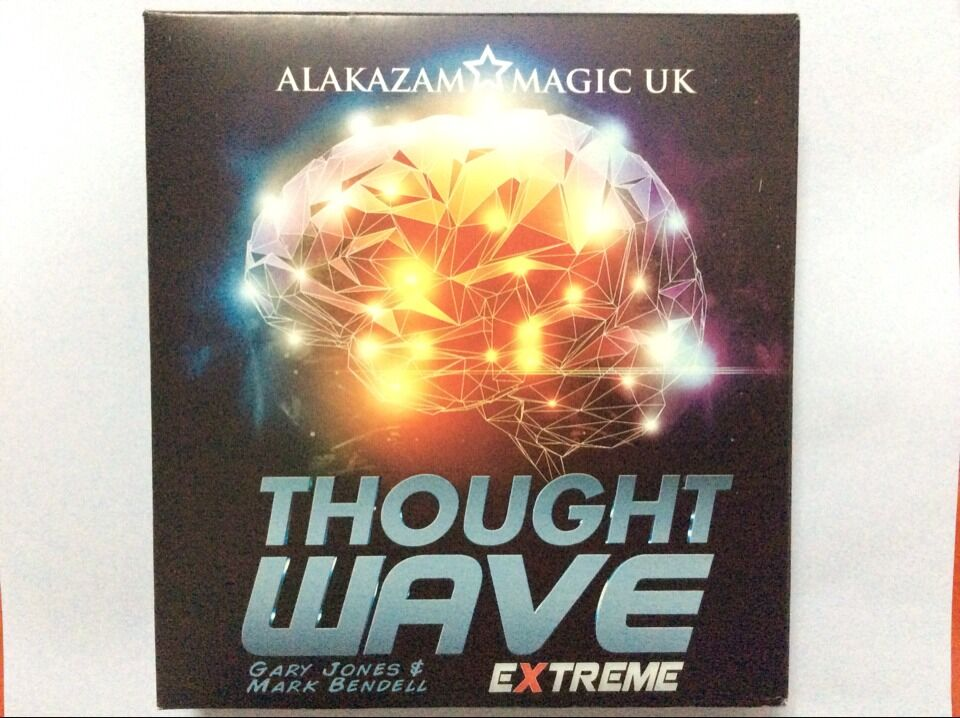 Thought Wave Extreme by Gary Jones