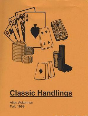Classic Handlings by Allan Ackerman