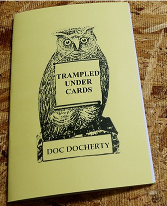 Trampled Under Cards by Doc Docherty Magic