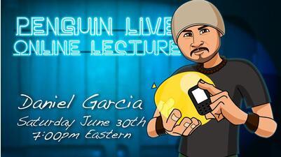 Daniel Garcia LIVE Penguin LIVE
