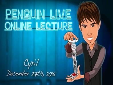 Cyril LIVE (Penguin Live)