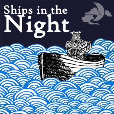 Ships in the night by Doc Dixon