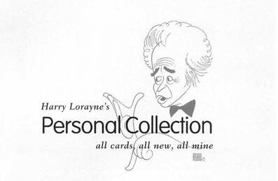 Personal Collection by Harry Lorayne