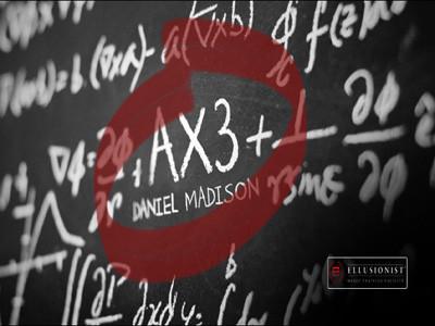 AX3 by Daniel Madison