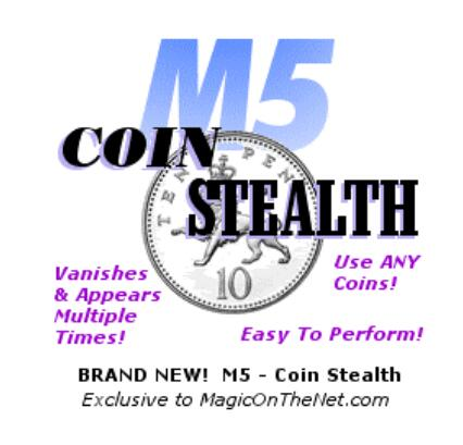 M5 Coin Stealth