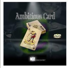 Ambitious Card by Magic East Series