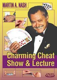 Charming Cheat Show & Lecture by Martin Nash