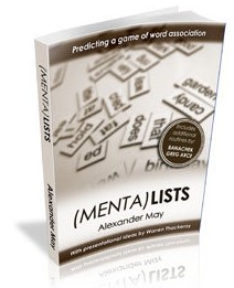 MentaLists by Alexander May