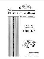 Coin Tricks by Tom Osborne