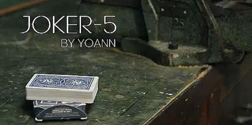 Joker5 by Yoann.F