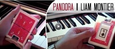 Pandora by Liam Montier